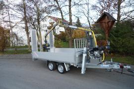HWR- Forstanhänger bis 3.500 kg