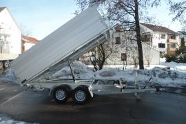 PHK Dreiseitenkipper bis 3.500 kg
