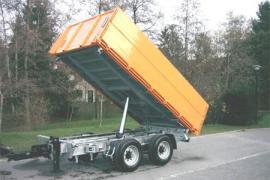 LKW- Anhänger, Kipper, Serie LHK 7.500 - 13.500 kg