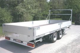 LKW-Anhänger, offener Kasten, Serie LHT 4.500 - 13.500 kg