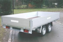 PKW-Anhänger Hochlader PHT bis 3.500 kg
