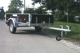 PKW-Anhänger Tieflader PTE bis 1.800 kg